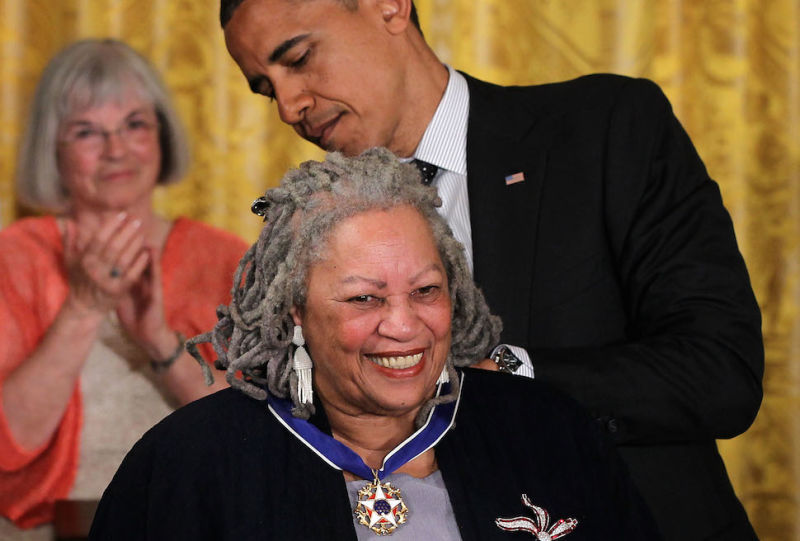 Toni Morrison, Barrack Obama, Black people, Black Lives Matter, Creatives